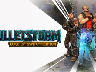 Release - Bulletstorm: Duke of Switch Edition