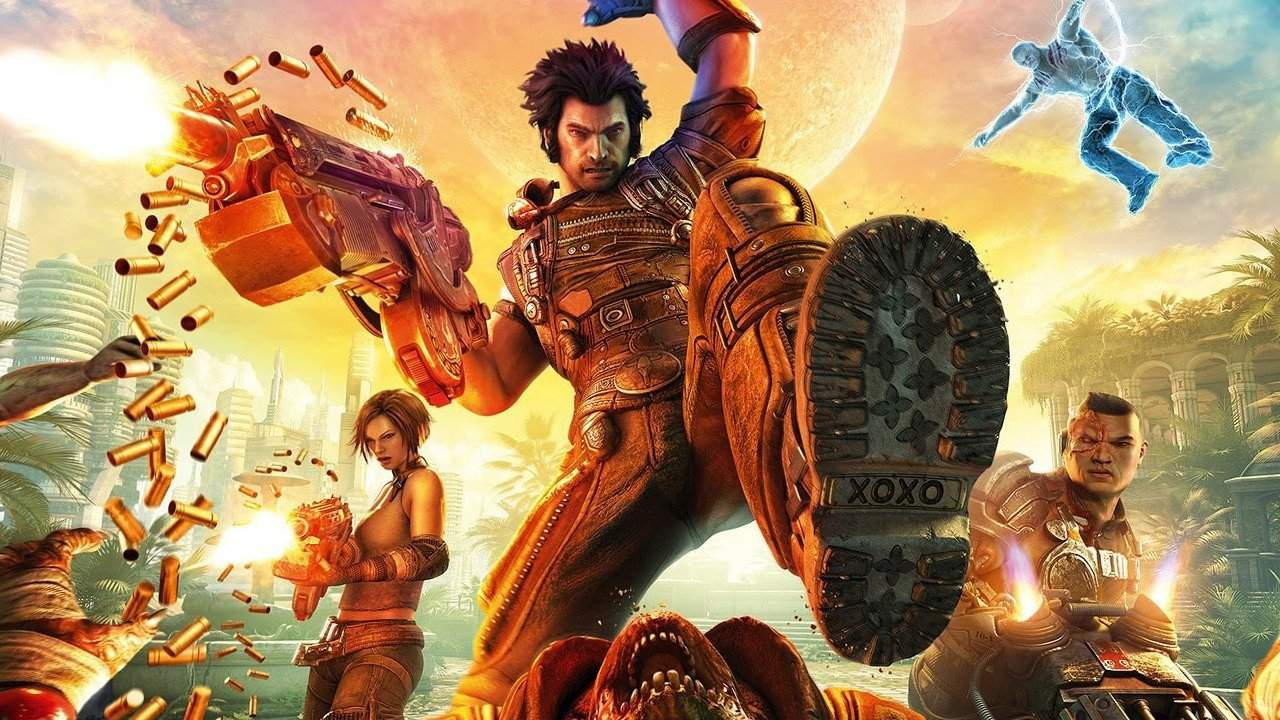 Bulletstorm: Duke Of Switch Edition – Available Now