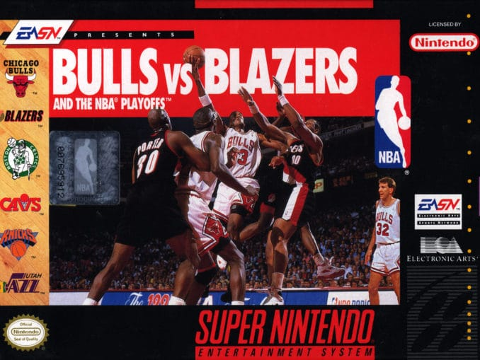 Release - Bulls Vs Blazers and the NBA Playoffs