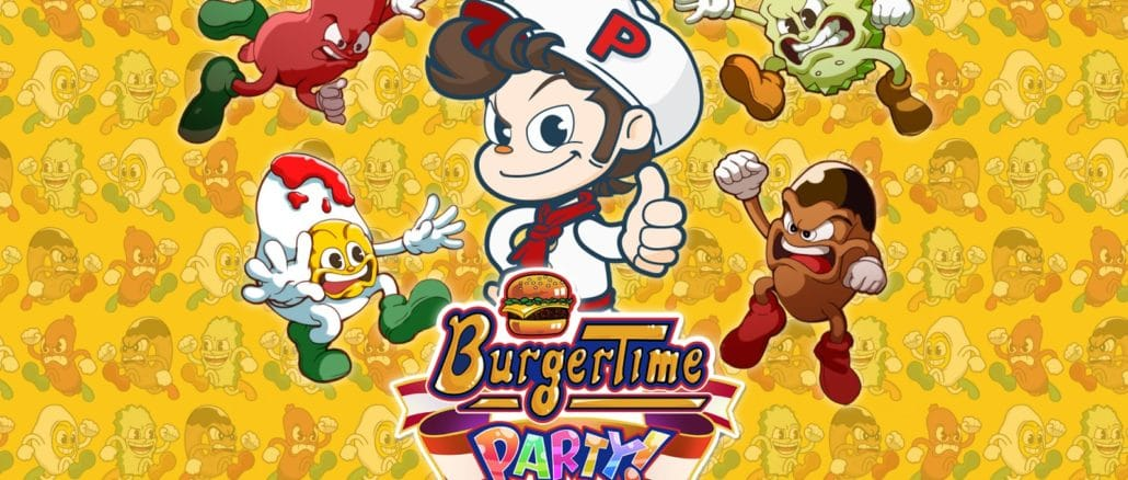 BurgerTime Party!