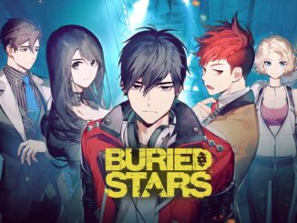 Release - Buried Stars