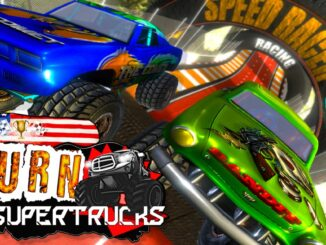 Burn! SuperTrucks
