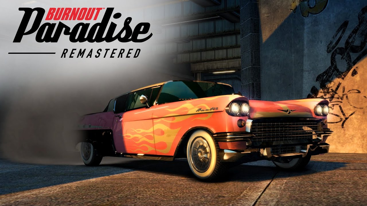 Burnout Paradise Remastered – Launch Trailer