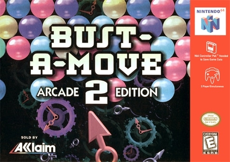 Release - Bust-A-Move 2: Arcade Edition