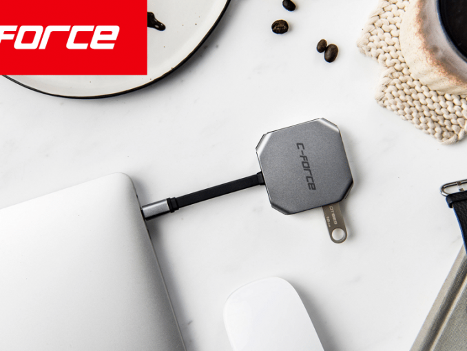 Review - C-Force – Switch dongle