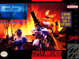 C2 – Clay Fighter 2: Judgment Clay