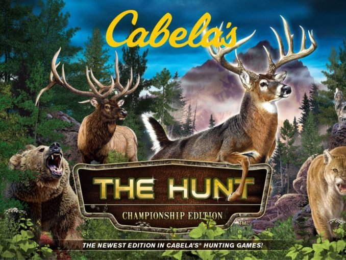 Release - Cabela's: The Hunt – Championship Edition