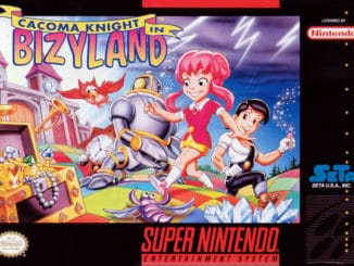 Release - Cacoma Knight in Bizyland