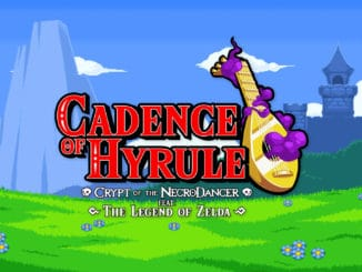 Cadence Of Hyrule – Initially DLC but Nintendo wanted full game