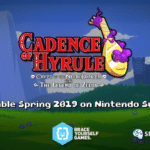 Cadence Of Hyrule - Launching this month?