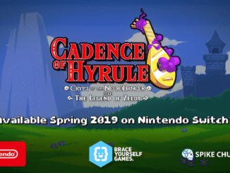 Cadence Of Hyrule – Launching this month?