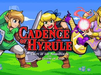 Cadence Of Hyrule – New gameplay footage
