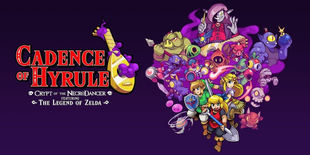 Cadence of Hyrule – Now has a demo!