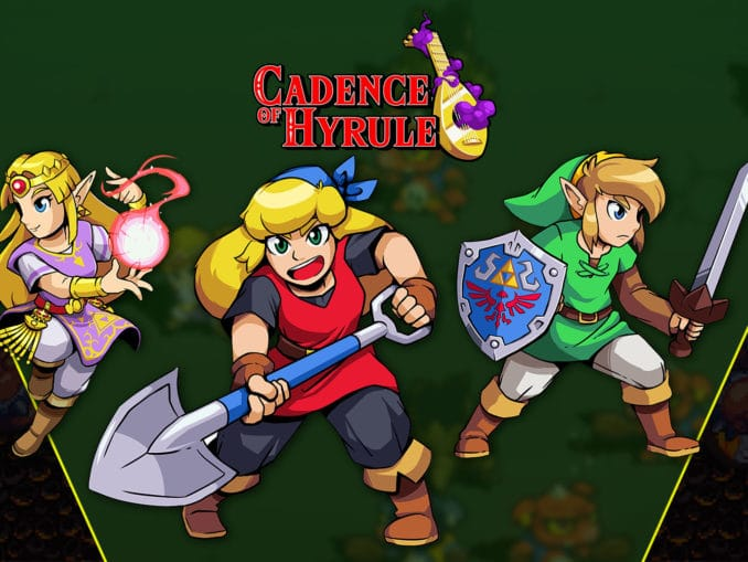 Nieuws - Cadence Of Hyrule – Overview Trailer