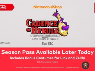 Cadence Of Hyrule Paid DLC Season Pass Announced, First Pack Launched