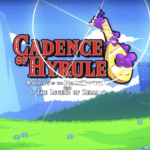 Cadence Of Hyrule - Pixel Art by artists behind Sonic Mania