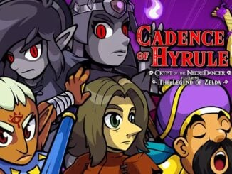 Cadence Of Hyrule Versie 1.2.0 Patch Notes