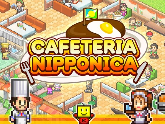 Release - Cafeteria Nipponica