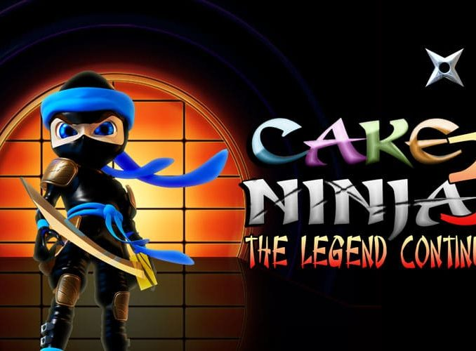 Release - Cake Ninja 3: The Legend Continues