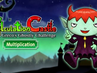 "Calculation Castle: Greco's Ghostly Challenge ""Multiplication"""