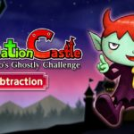"Calculation Castle: Greco's Ghostly Challenge ""Subtraction"""