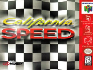 Release - California Speed