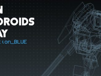 Release - CAN ANDROIDS PRAY: BLUE