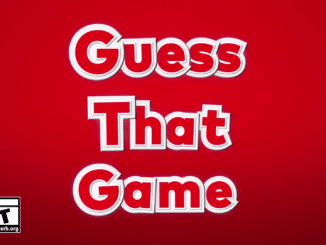 Can You Guess That Game? Episode 1 available