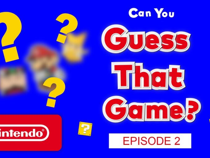 Nieuws - Can You Guess That Game? – Aflevering 2