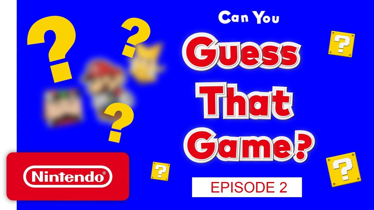 Can You Guess That Game? – Aflevering 2