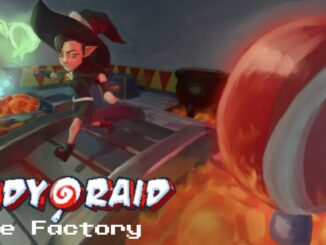 Release - Candy Raid: The Factory