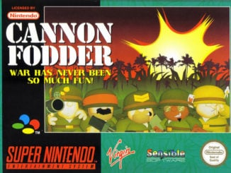 Release - Cannon Fodder