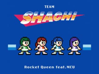 Capcom en Team Shachi – Gratis Mega Man – Rocket Queen feat. MCU