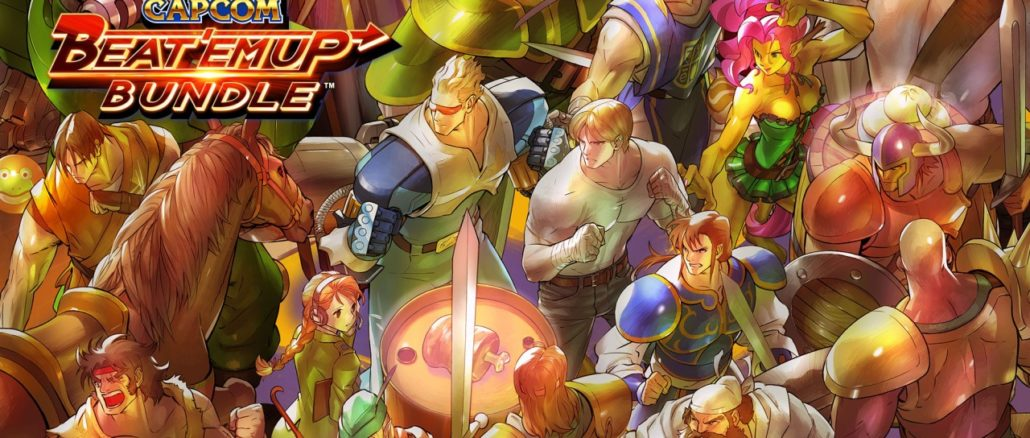 CAPCOM BEAT 'EM UP BUNDLE
