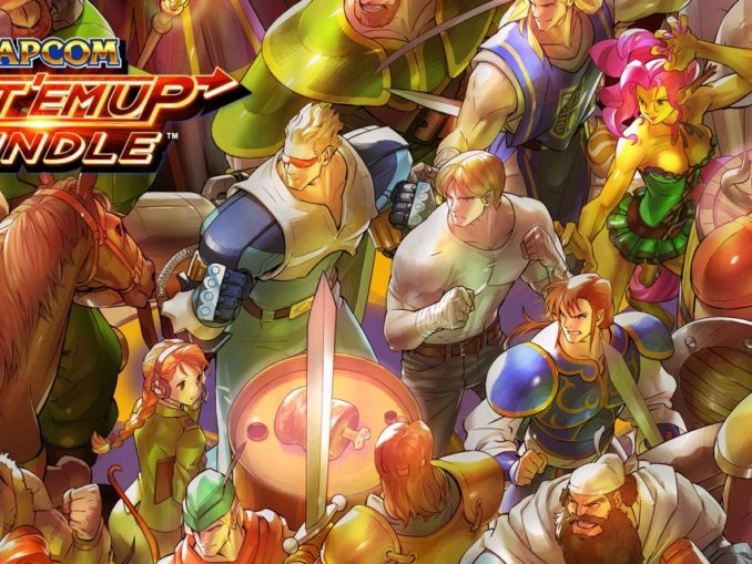 Release - CAPCOM BEAT 'EM UP BUNDLE