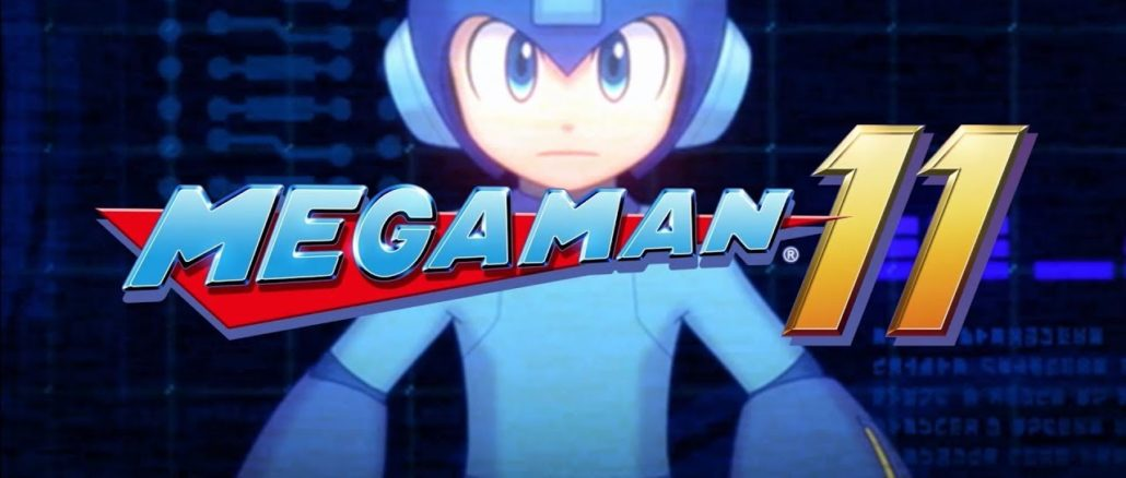 Capcom kan Mega Man 11 DLC nog niet beloven