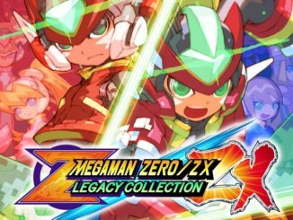 Capcom bevestigd Mega Man Zero/ZX Legacy Collection komt in Januari