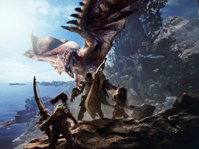 News - Capcom: it is difficult to put out Monster Hunter World