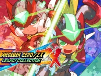 Capcom – Mega Man Zero/ZX Legacy Collection Fysieke release vereist geen extra download