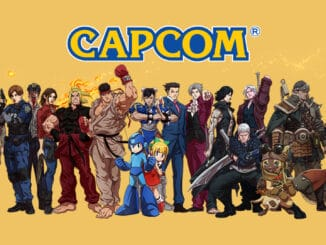 Capcom – Multiple major new titles by March 2021
