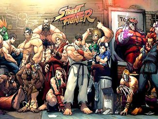 Capcom reveals details exclusive mode Street Fighter 30th Anniversary Collection