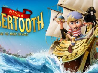 Release - Captain Sabertooth and the Magic Diamond