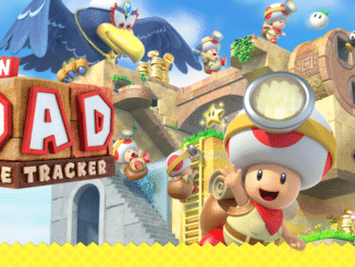 Nieuws - Captain Toad port foutje