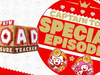 Captain Toad: Treasure Tracker – Special Episode DLC