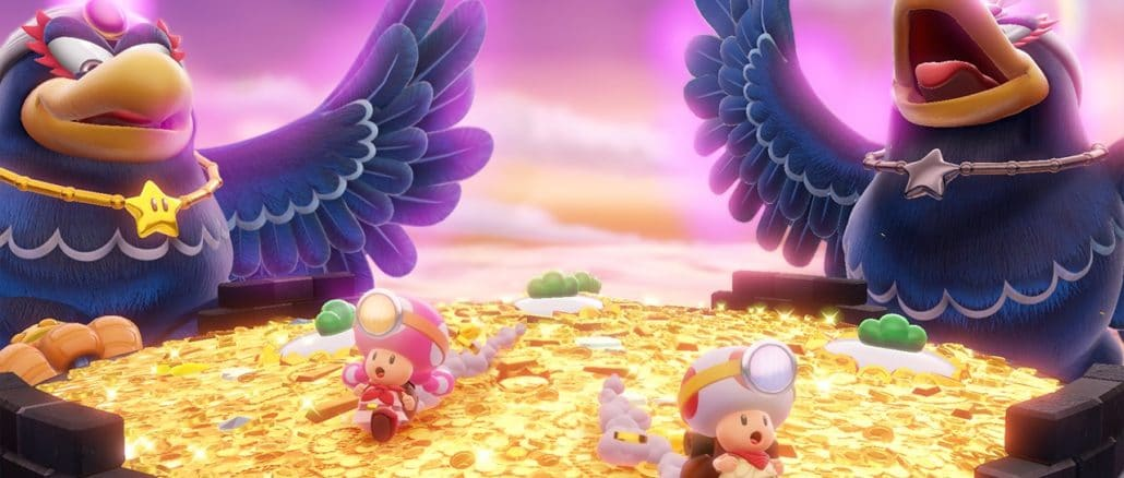 Captain Toad: Treasure Tracker – 100,000 exemplaren in Duitsland