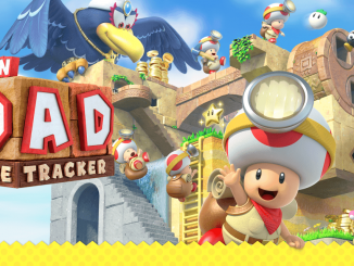 Release - Captain Toad: Treasure Tracker