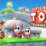 Captain Toad: Treasure Tracker - 2 keer!
