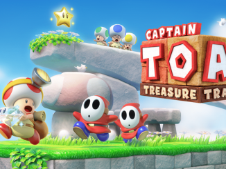 Captain Toad: Treasure Tracker – 2 keer!