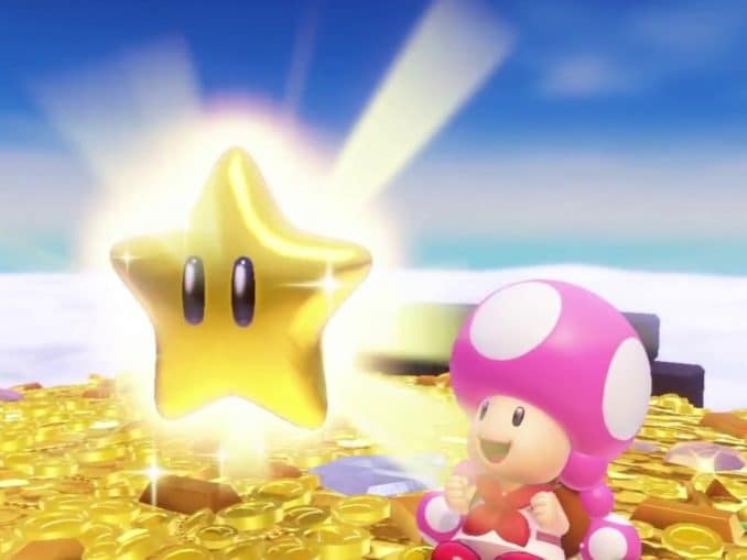 News - Captain Toad: Treasure Tracker accolades trailer