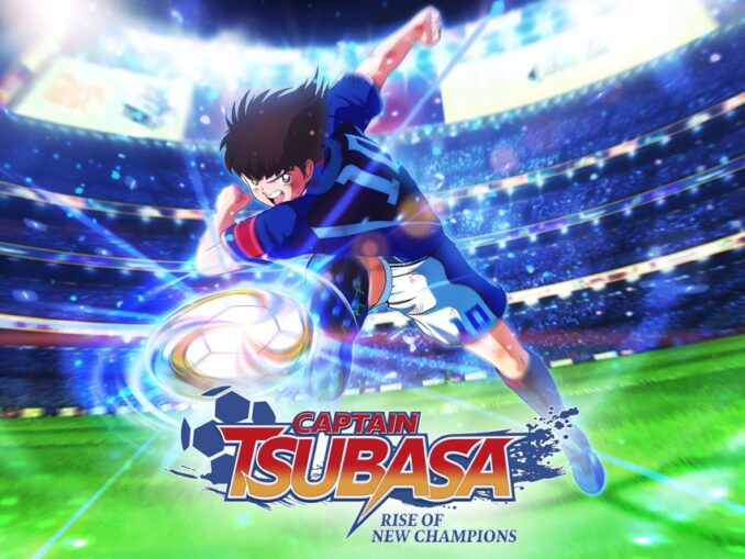 Release - Captain Tsubasa: Rise of New Champions